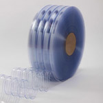 PVC Strip Roll Double Ribbed